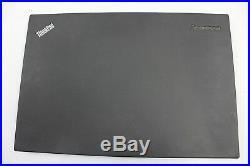 Lenovo Thinkpad T550 15.5 WQHD Touch i5-5300U 2.3GHz 8GB 128-256GB Windows 10