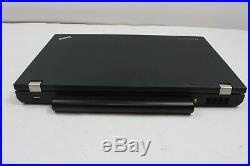 Lenovo Thinkpad W530 15.6 QC i7-3740QM 2.7GHz 8GB 180GB SSD Windows 10 K1000M