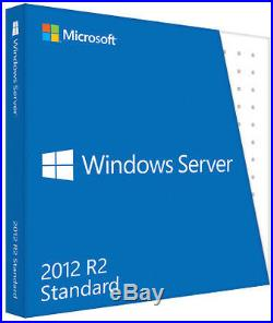 Licenza Microsoft Windows Server 2012 R2 Standard