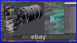 Lightwave 2020 3D Software WINDOWS ONLY Plus Bonus Disc