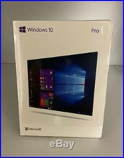 MICROSOFT WINDOWS 10 Pro 32Bit/64Bit KEY + USB STICK Lifetime RETAIL 259 Euro