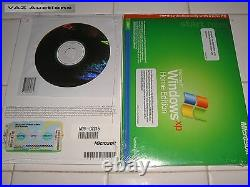 MICROSOFT WINDOWS XP HOME FULL withSP3 OPERATING SYSTEM OS MS WIN =BRAND NEW=
