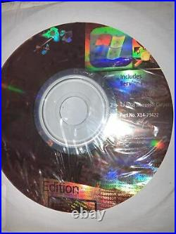 MICROSOFT WINDOWS XP Home Edition SP3 FULL OPERATING SYSTEM MS WIN NEW SEALED