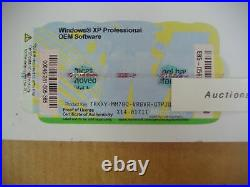 MICROSOFT WINDOWS XP PROFESSIONAL withSP3 FULL OPERATING SYSTEM MS WIN PRO =NEW=