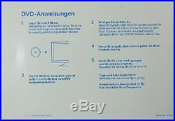 MS Windows 10 Professional 64Bit Vollversion(SB) Key+CD/DVD Deutsch v. Fachhandel