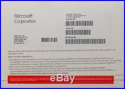 MS Windows 7 Professional Vollversion(SB) 32bit DVD+Key privat/gewerbl. DEUTSCH