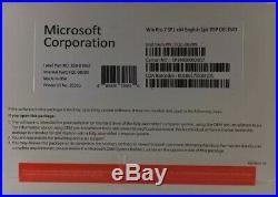 MS Windows 7 Professionals 64 Bit Brand New Sealed (DVD And Key)