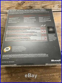 MS Windows Server 2003 Standard Edition, incl. 10 Clients, Englisch MwSt Rechnung