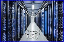 MS Windows Server 2016 Standard Vollversion Produktschlüssel