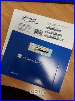 Micorsoft Windows Server 2012 R2 Standard ROK 2CPU/2VM