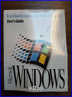 Microsoft MS Windows for Workgroups 3.11 OVP auf 3,5 Zoll Disketten englisch