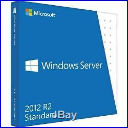 Microsoft P73-05970 Windows Server 2012 R2 64 bit User Centric
