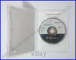 Microsoft SQL Server 2012 Standard Downgrade Kit / Full installation 0J4DMV -VAT
