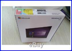 Microsoft Window 10 Pro USB 3.0 32/64 Bit Full Version FQC-08788 Sealed