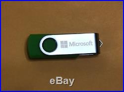 Microsoft Windows 10 Enterprise 20 PCs Volume MAK Original USB
