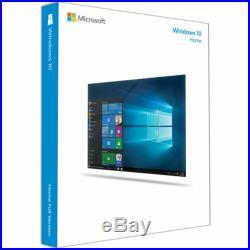 Microsoft Windows 10 Home 64-Bit License Key/Code