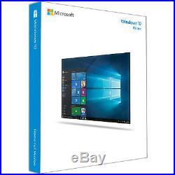 Microsoft Windows 10 Home 64-bit Operating System DVD