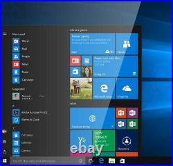 Microsoft Windows 10 Pro 32/64 Bit ML Angebot Vollversion WOW