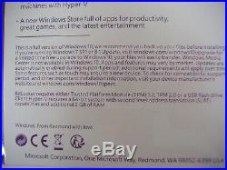 Microsoft Windows 10 Pro Full English 32/64 Bit USB MS WIN =SEALED BOX=