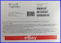 Microsoft Windows 10 Pro System Builder OEM DVD 64-bit MS-FQC-08929