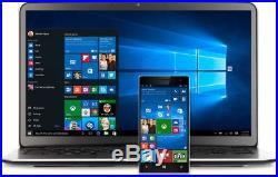 Microsoft Windows 10 Pro Vollversion Box + USB-Stick 3.0 32/64-Bit DE OVP NEU