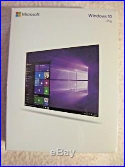 Microsoft Windows 10 Professional (1) Full Version for Windows FQC08788
