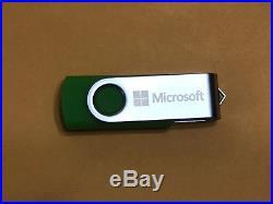 Microsoft Windows 10 Professional 20 PCs Volume MAK Original USB