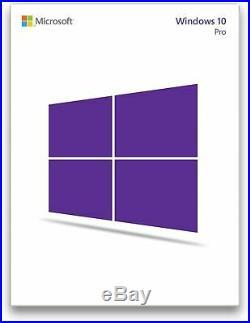 Microsoft Windows 10 Professional 32 / 64bit License Key