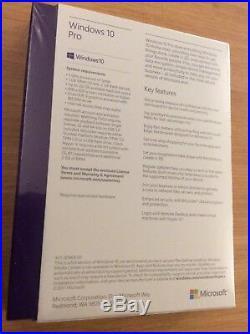 Microsoft Windows 10 Professional 32-BIT/64-BIT English USB Flash Drive NEW