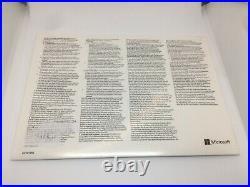 Microsoft Windows 10 Professional 64 Bit DEUTSCH inkl. DVD NEU & Unbenutzt