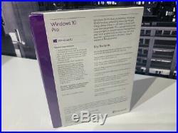 Microsoft Windows 10 Professional Pro USB 32-Bit 64-Bit 100% Genuine UK Retail