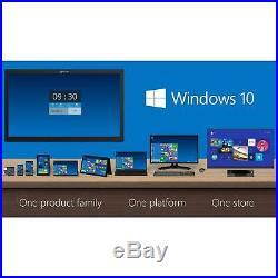 Microsoft Windows 10 Professional für 3PC 32/64 Bit ESD deutsch Vollvers