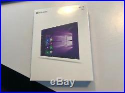 Microsoft Windows 10 pro USB Professional 32+ 64 Bit New English Etc