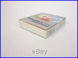 Microsoft Windows 2000 Professional Commemorative Edition OS Employees Only RARE
