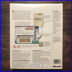 Microsoft Windows 3.1 Operating System 3.5 Floppy Big Box Brand New & Sealed