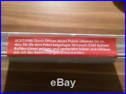 Microsoft Windows 7 Professional 32bit SP1 Vollversion deutsch FQC-04621 NEU
