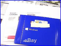 Microsoft Windows 7 Professional 64bit, DSP/SB, 1-pack