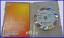 Microsoft Windows 7 ULTIMATE Retail-Box DVD 32+64bit Dauerlizenz Deutsch