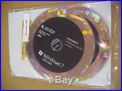 Microsoft Windows 7 Ultimate 32 & 64 bit Full English Version MS WIN=NEW SEALED=