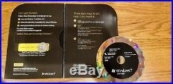 Microsoft Windows 7 Ultimate, 32-Bit, Full Version, Free Shipping in the U. S. A