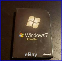 win 7 ultimate 64 bit ebay