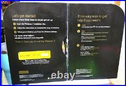 Microsoft Windows 7 Ultimate Signature Edition Autograph Steve Ballmer Promo