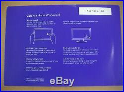 Microsoft Windows 8.1 Pro 64 bit x64 64 Bit DVD Full English MS WIN 8 =NEW=