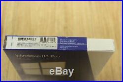 Microsoft Windows 8.1 Professional 32/64-bit Full Version FQC-06913