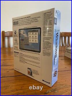Microsoft Windows 95 Retail Upgrade Box 3.5 (Sealed) Big Box