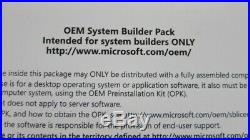 Microsoft Windows Home Server 2011 64-bit 1 Server, 10 CLT OEM Brand New