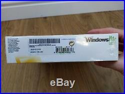 Microsoft Windows ME Millenium Edition Upgrade Box BRAND NEW SEALED 95 98 RARE