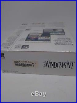 Microsoft Windows NT Operating System Version 3.1 1993 Collector Item Sealed New