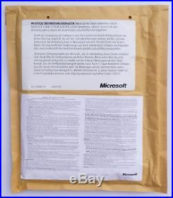 Microsoft Windows SBS Small Business Server 2011 Standard inkl. 5 CAL -NEU