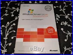 Microsoft Windows Server 2003 R2 Datacenter Edition 25 CAL 2 CPU SERVICE PACK 2